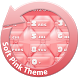 RocketDial Soft Pink by RocketDial Themes