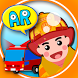 AR Firefighter ME! by NITTOUSYOIN HONSYA PUBLISHING CO.,LTD