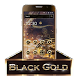 Black Gold Rich Theme by Launcher Fantasy