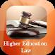 Higher Education Law Portal by Jasmine Renner