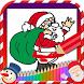 Christmas Colouring book by Elite Saga