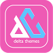 Themes Dual BBM Delta 2017 by MonoMedia