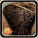 Biomechanical Tattoo Ideas by civam apps