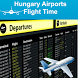 Hungary Airports Flight Time by AsoftTech Solutions