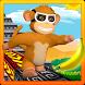 Tour Monkey Game by PachaStudio