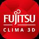 Fujitsu Clima 3D by Eurofred