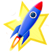 Kids Space Rocket Journey by Kids Space Team