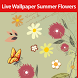 Summer Flowers Live Wallpaper by LiveWallpaperThemes