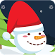 Christmas Snowman Jumper by CORONA DEV