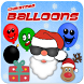 Christmas Balloons for kids by JMRMSoftware