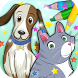 Paint magical pets and animals by Onti Apps