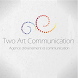 Two Art Communication by app-alacarte