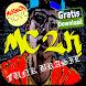 MC 2K falei nada palco 2017 by Intan - App Studio
