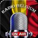 Radio Belgium - Belgian Radio by Georky Cash App-Radio FM,RadioOnline,Music,News