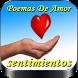 Poemas De Amor Y Sentimientos by AppDev16