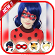 Ladybug Dress up Camera by Rodrigo Games