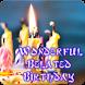 Wonderful Belated Birthday by Nobula Darv