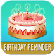 Birthday Reminder by BratBull Apps