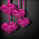 Purple Hearts Love LWP by Daksh Apps