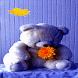 Teddy Flower Live Wallpaper by Daksh Apps