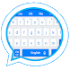 Keyboard Theme for Messenger by My Lovely Android Themes 2018