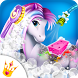 Rainbow Horse Caring by Casual Girl Games For Free