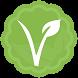 Vegan App by Sidnei Amadeu Junior