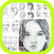 Learn to Draw Girl Face by Amilova Apps