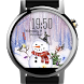Watch Face: Snowman by BoostApp