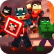 Mod Pocket Heroes for MCPE by Games by MiMi