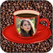 Coffee Cup Photo Frame by Geron Multimedia