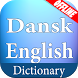 Danish English Dictionary by Hybrid Dictionary