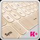 Keyboard Plus Wood by thememasters
