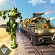 Futuristic Train - Army Robot Transform Shooter by Vital Games Production