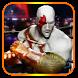 Wrestling Fight Kratos Vs Hulk by Ak Cool Bat