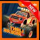 Blaze Monster Machines Truck by DinasstiQueen