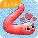Crayon Slither - Snake Slide by Boost Mobile Studio