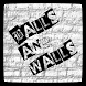 Balls and Walls by allotherthings