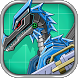 Black Pterosaur Attack - Robot Toy War by joy4touch