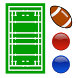 Rugby Strategy Board by PacoMobile