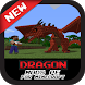 Dragon MODS For MCPE by prattrick game tip