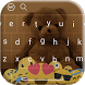 Teddy Bear Keyboard by Robert A. Hill