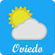 Oviedo - el tiempo by Dan Cristinel Alboteanu
