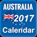 Australia Calendar 2017 by CalendarCraft