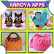 DIY Crochet Tutorial by Arroya Apps