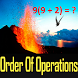 Order of Operations by Education Fun Online