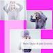 Hijab Kantor - Simple Hijab Kantor Tutorial by Mahyra