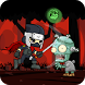 Ninja VS Zombie by TheSnail88