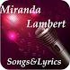 Miranda Lambert Songs&Lyrics by MutuDeveloper