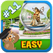 3D Fountain Free Hidden Object
